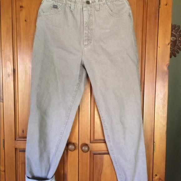 Lee Denim - vintage LEE jeans size 8 M